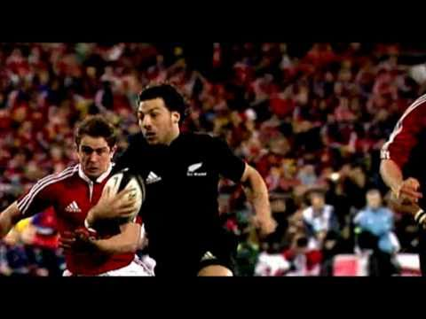British & Irish Lions vs All Blacks 2005