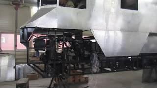Сборка Бурлака СП-1