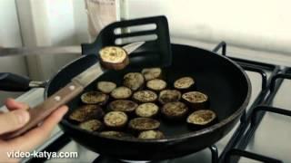 Как Готовить Баклажаны Вкусно (Вегетарианские Блюда)