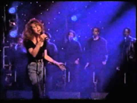 Mariah Carey-I'll Be There(Live TOTP 1992)