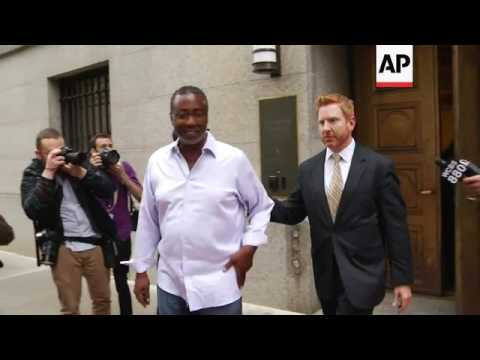 NY Arrested Jail Guard Union Boss is Released Mp3