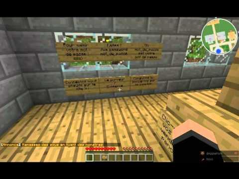 Occicraft r gles de base au jeu sur notre serveur minecraft youtube - Un jeu comme minecraft ...