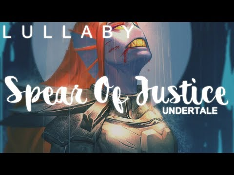 Undertale - Spear Of Justice (Lullaby   Vocal Cover)【Melt】
