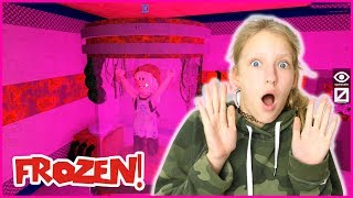GETTING FROZEN IN A CHAMBER!