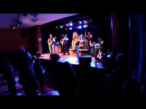 Theropoda - Teeth Grinding Live (31.05.14 Zuffenhausen)