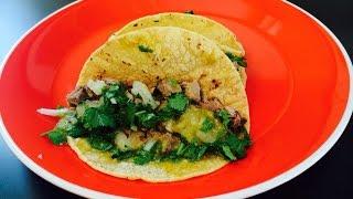 Tacos De Lengua (how To)