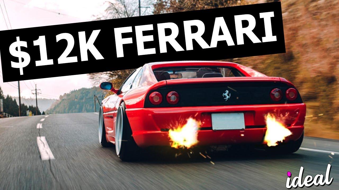 Cheap Ferrari Models You Can Afford Youtube