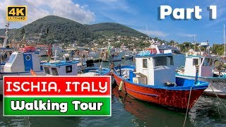 Ischia Walking Tour Part 1: Ischia Porto