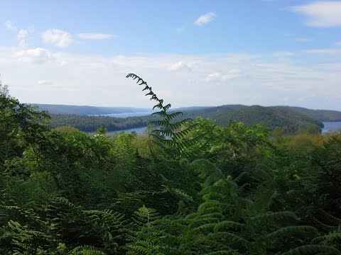 QUABBIN RESERVOIR: MOTORCYCLE RIDE  (Part #2)