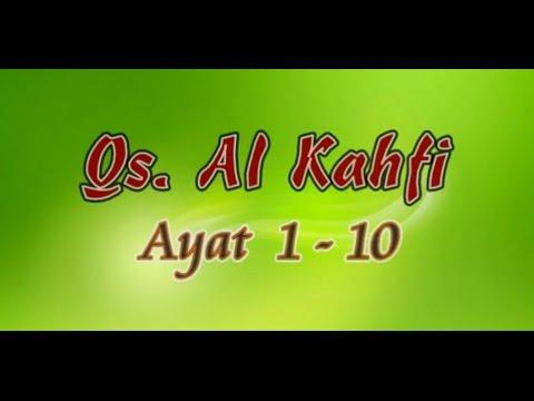 Hafalan Surat Al Kahfi 1 10