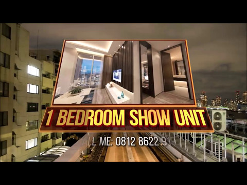 Show Unit 1 Bedroom - Apartemen Ayala Residence di Gayanti City Jakarta | CBD Gatot Subroto