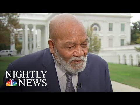 One-On-One With Football Legend Jim Brown | NBC Nightly News