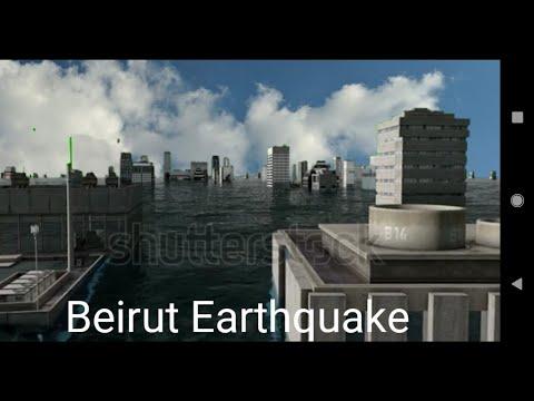 Beirut Earthquake: Full Movie