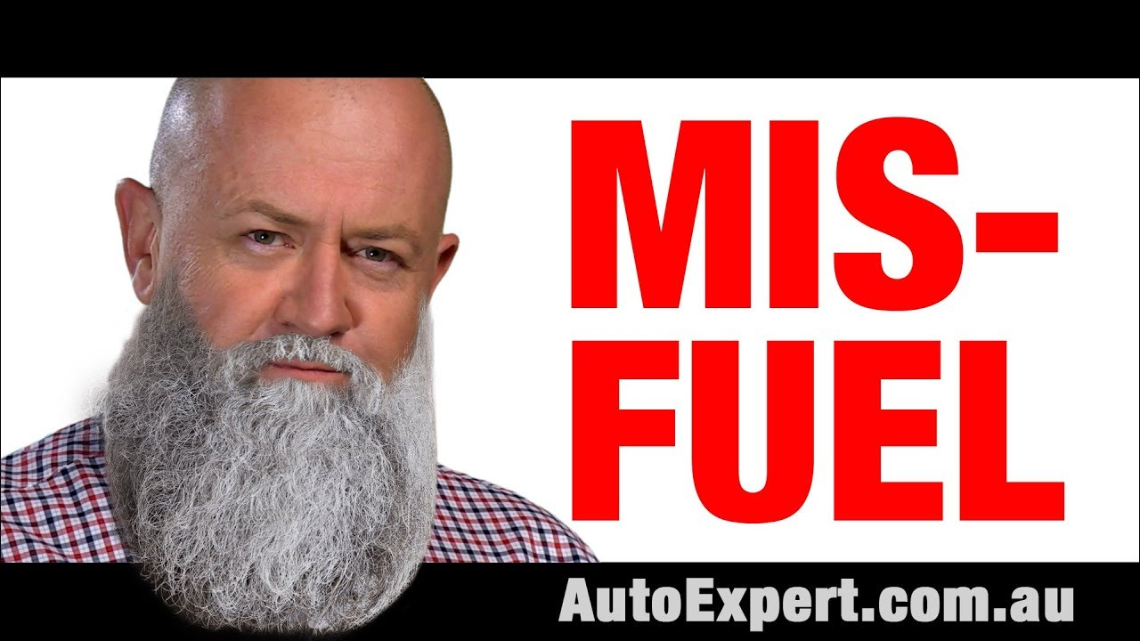 What to do if you put petrol (gasoline) in a diesel car | Auto Expert John Cadogan