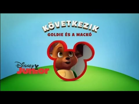 Disney Junior Block on M2 Hungary & Review 2020 07 04