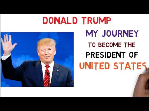 Donald Trump Inspirational Biography | Journey from a Business man to the president of United States