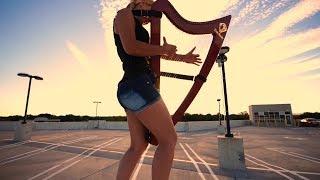 Felices los 4 - Kiki Bello - Electric Harp (Arpa Eléctrica)