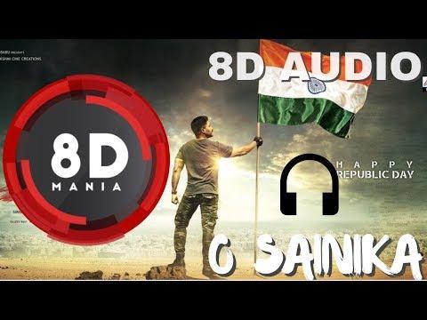 o-sainika-||-8d-audio-||-naa-peru-surya-naa-illu-india-||-allu-arjun,-anu-emmanuel