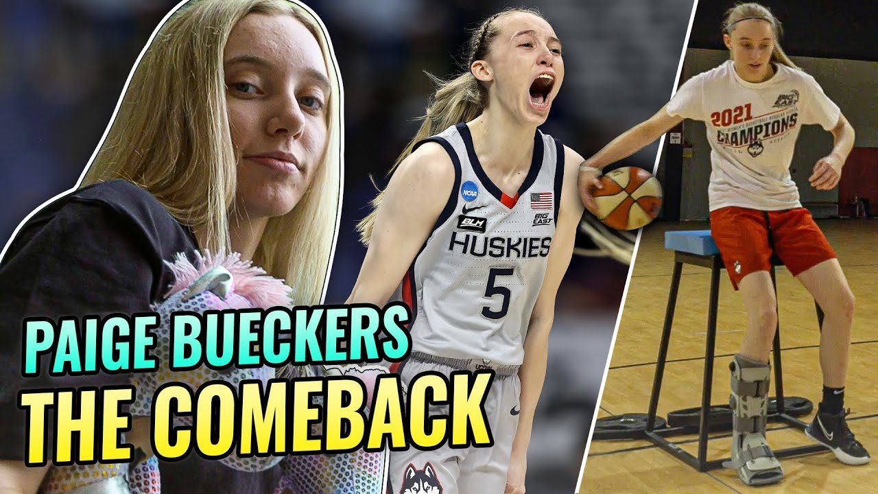 """PAIGE BUECKERS 