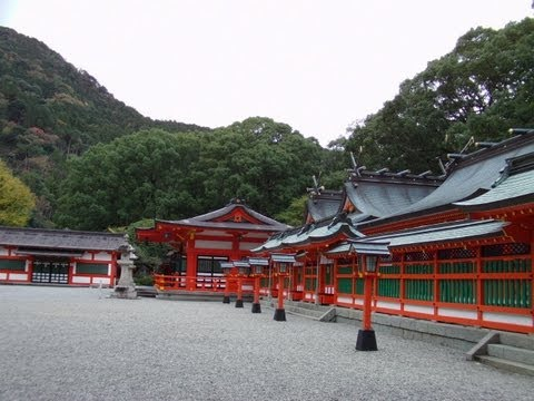 Kumano Hayatama Taisha (熊野速玉大社)Grand Shrine, Shingu City, Wakayama Prefecture