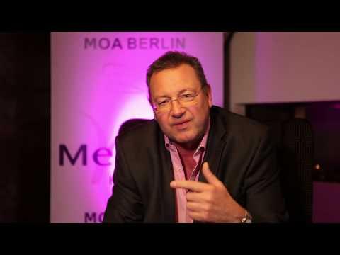 Niko Rechenberg Gourmetwelten #TOPfive - Interview Concierge Mercure MOA Berlin