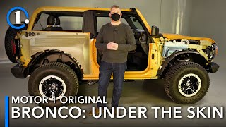 We Tore Apart The 2021 Ford Bronco To See What's Underneath