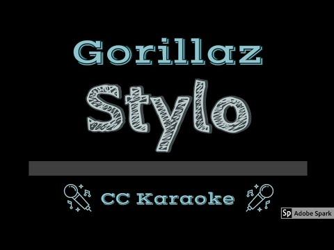 Gorillaz   Stylo CC Karaoke Instrumental