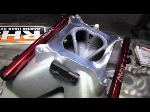 RHS debuts two new intake manifolds and a big port cylinder head at PRI 2012