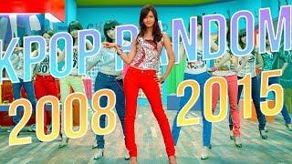 KPOP RANDOM DANCE CHALLENGE (2008-2015)