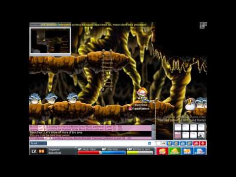 MapleSaga SealStory Gameplay #2