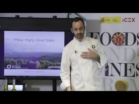 Seminar on Spanish Olive Oil. Chapter 1: Quan-Lity