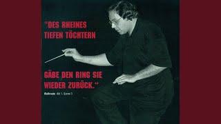Der Ring des Nibelungen: Act I Scene 3: Altgewohntes Gerausch (Brunnhilde, Waltraute)