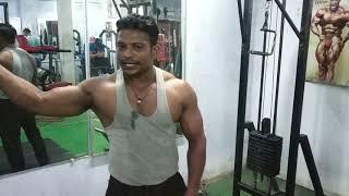 FST 7 chest training(sports gym)