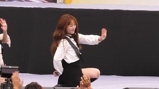 191015 러블리즈(Lovelyz) 아츄 베이비소울 (Babysoul) 직캠 [김천시민체육대회 축하공연]