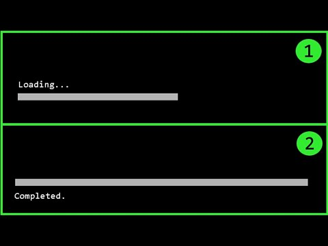 How To Make Progress Bar In C++ | Turbo C++ | C++ Programming Tutorial For Beginner