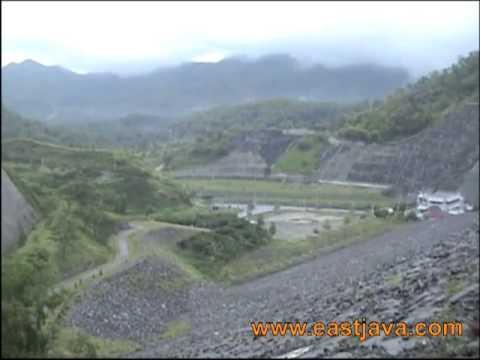 Dam Wonorejo - Tulungagung - East Java