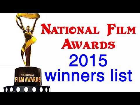 National Film Awards 2015 winners list