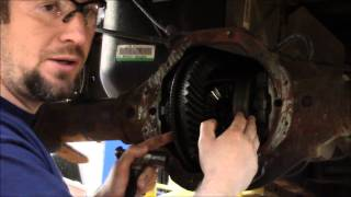 Differential disassembly