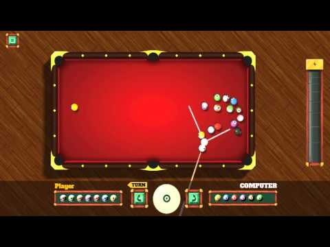 Pool 8 ball Billiards Snooker - Gameplay Walkthrough for Android/IOS