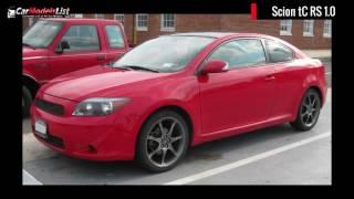 All Scion Models | Full list of Scion Car Models & Vehicles