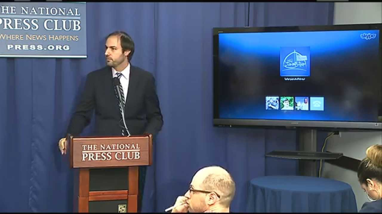 Press Conference Syrian Rebels Respond To Ambassador Ford