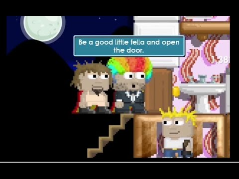 Home A'Grown (Growtopia Home Alone) VOTW 4/10~4/17