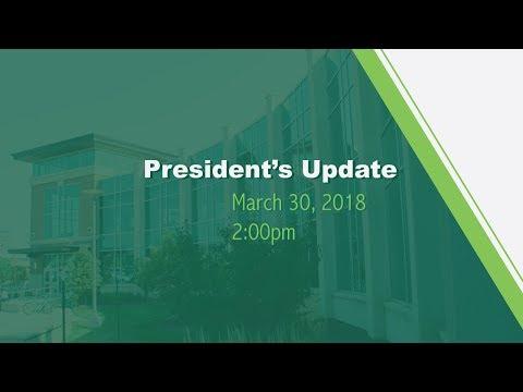 President's Update