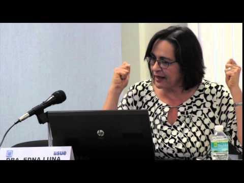 En búsqueda de financiamiento: Edna Luna