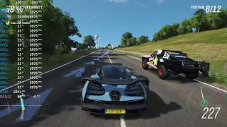 Forza Horizon 4 on Radeon R9 Fury (Ryzen 2700X) -  R9 Fury in 2018