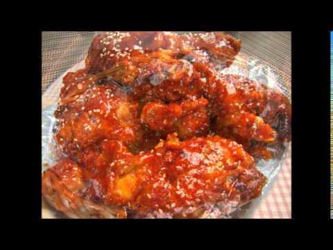 Cara Buat Kimchi , Korean Chicken BBQ & Korean Fried Chicken