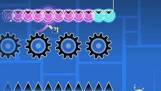 Geometry Dash - (no name) Layout Preview