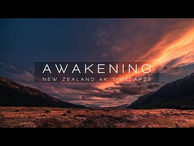 AWAKENING   NEW ZEALAND 4K ULTRA HD