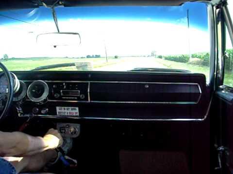 How to power shift a Hemi car.......