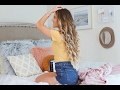 Beachy Waves Hair Tutorial | Noel Labb